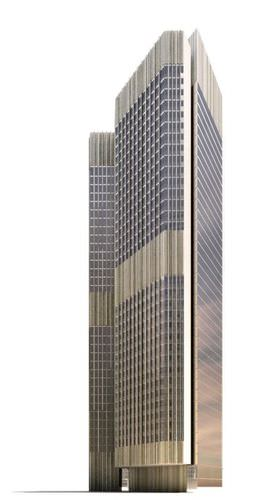 Tall Modern Skyscraper3D model