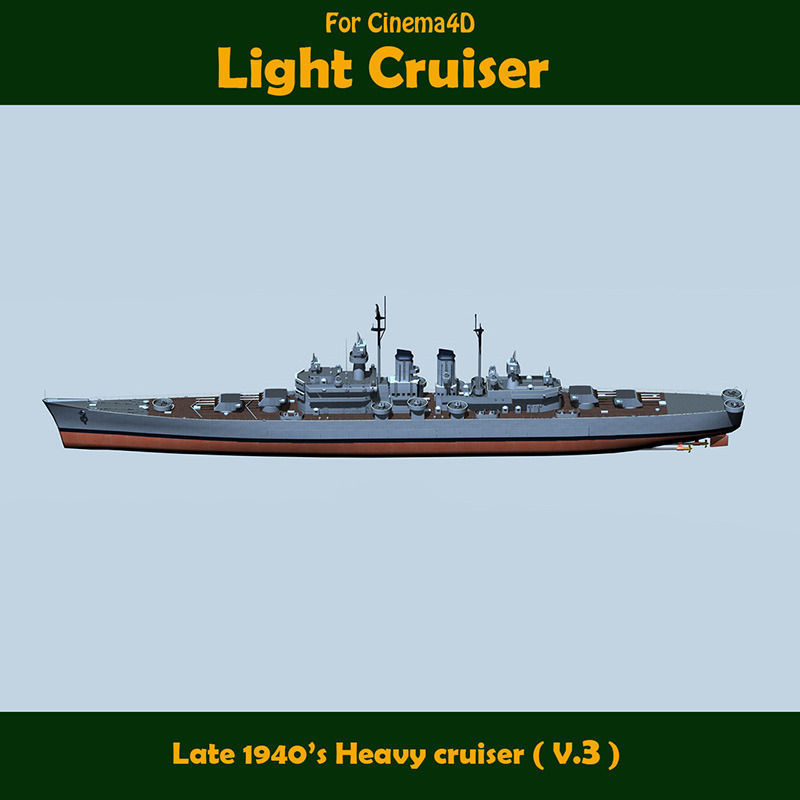 Light Cruiser