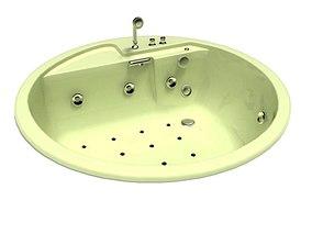 3D Bathtub Ready To Use