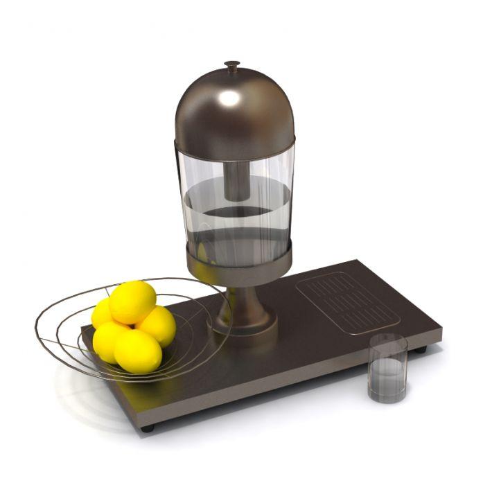 Archmodel Juice Maker | 3D model