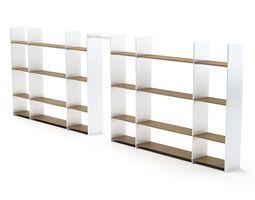Dressingroom Luxurious Shelf 3D model