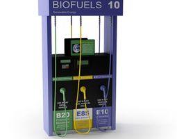 3D Biofuels Gas Pump