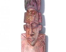 3D model Decorative African Hanging