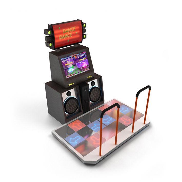 Dance Game Machine