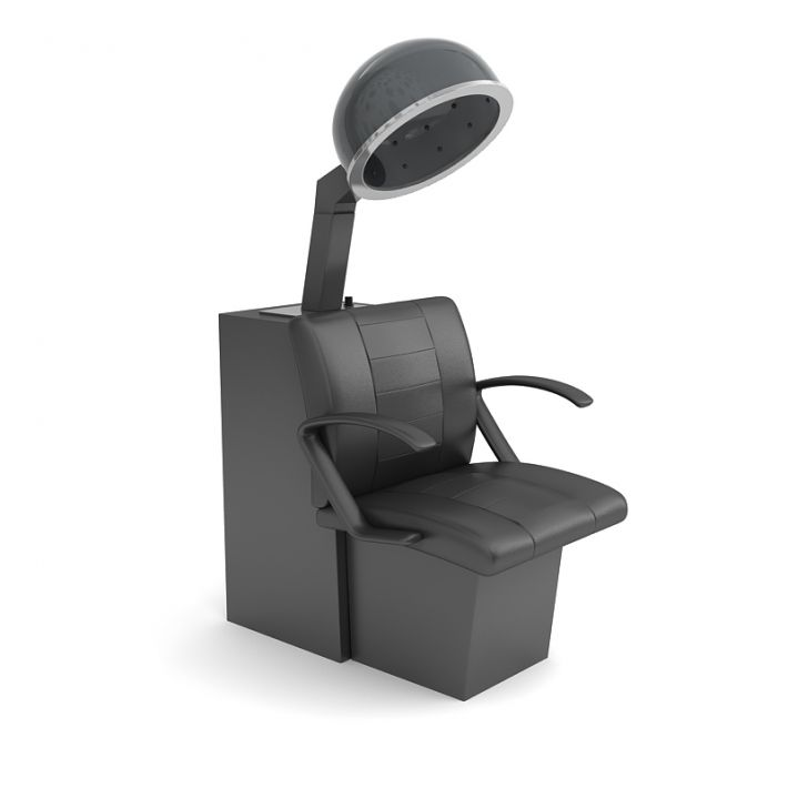 beauty salon chair 3d model obj 1 - Salon Chair