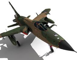 F 3D 3d-model