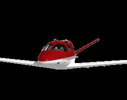 3d model cirrus vision sf-50
