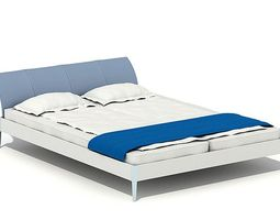 3D King Sized Bed