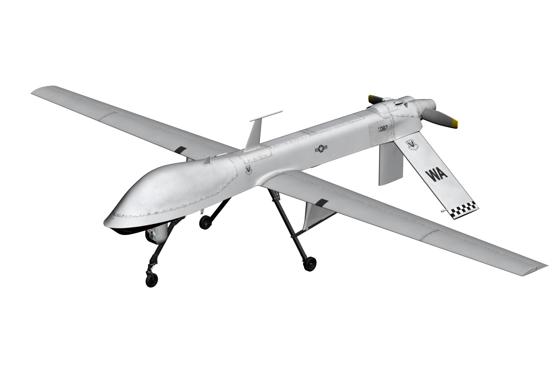 Predator 3d Model Max Tga 1
