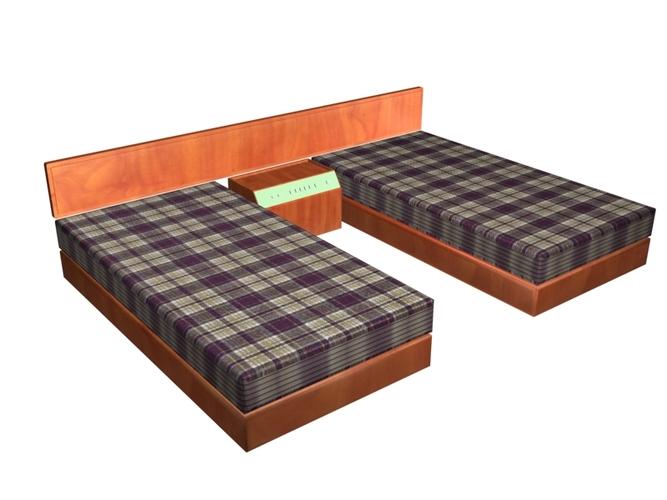 New Model Beds : Bed model free 3D Model .dwg - CGTrader.com