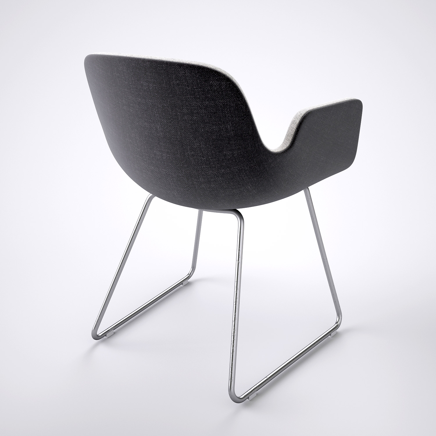 ... Chair Lapalma Pass 3d Model Max Obj Mtl Fbx Unitypackage Prefab 4 ...
