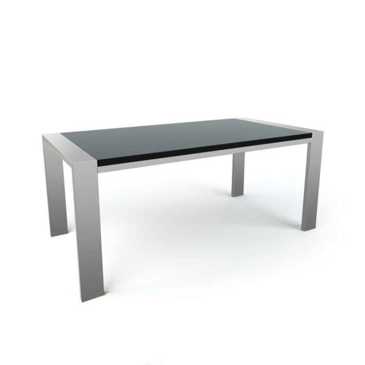Sleek coffee table 3d model Sleek coffee table