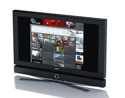 Computer Monitor 3D model