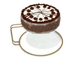 3d kitchen cake stand