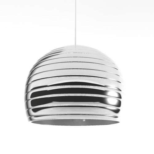 Polished Metal Lamp3D model