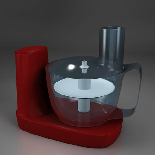 Mixer3D model