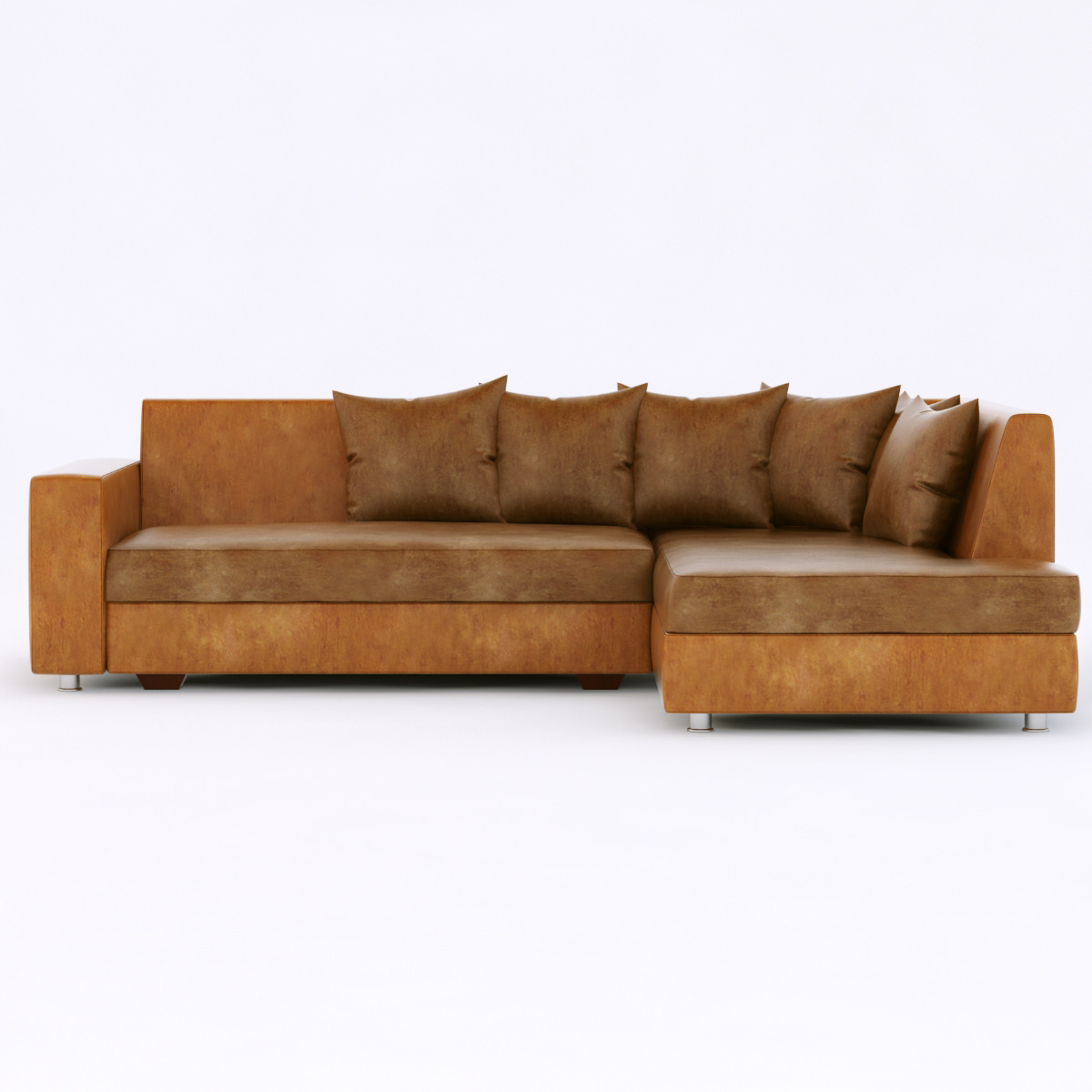 Modern sofa 5 3d models for Sofa 3d model