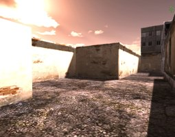 Nice multiplayer map 3D model