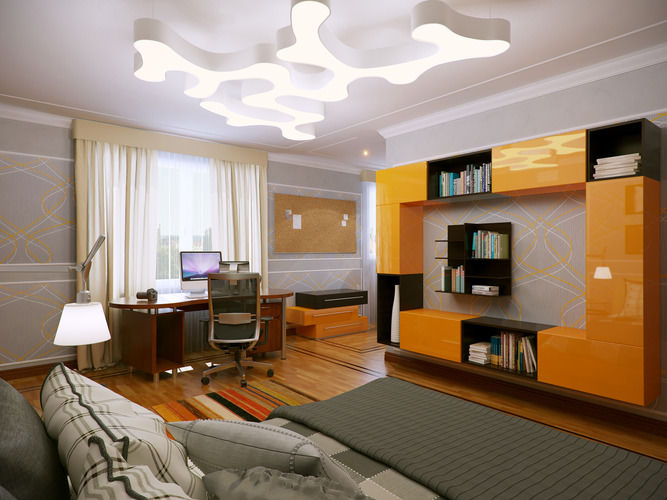 Kids Bedroom 3d Model all-3dmodels-sharing 3d models flawlessy through all marketplaces