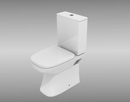 wc Toilet 3D