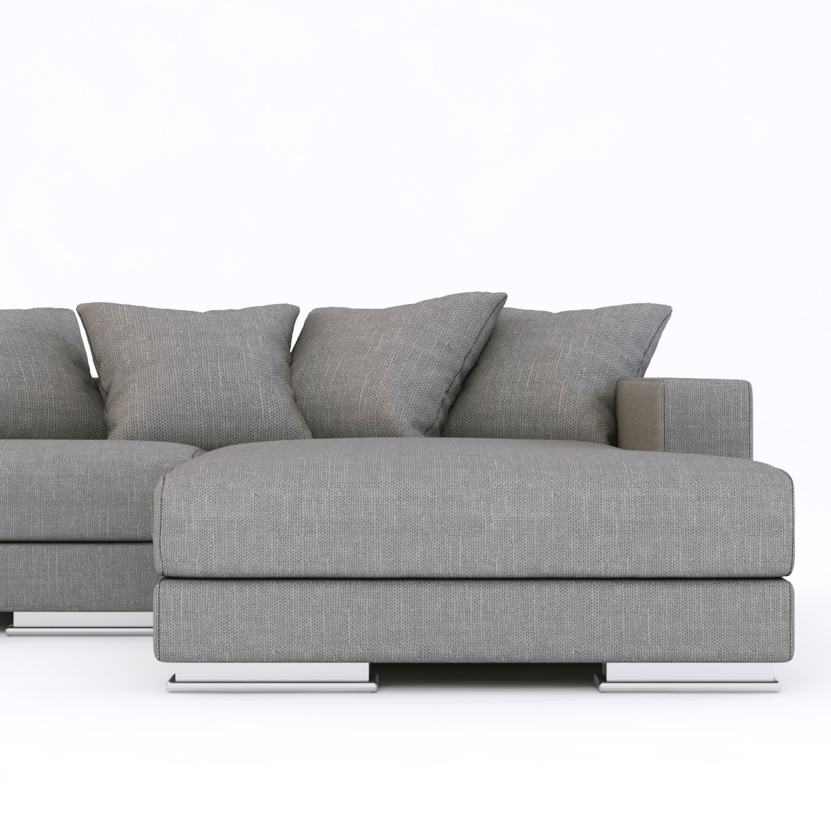 Modern sofa 7 3d models for Sofa 3d model