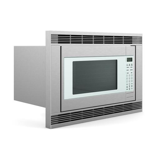 Built in Microwave3D model