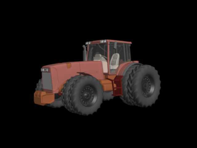 Truck3D model