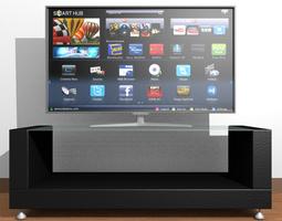 Samsung Smart Tv 3D model