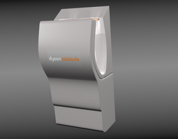 3D model Dyson airblade
