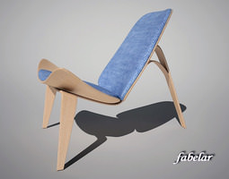 Chair 4 3D Model