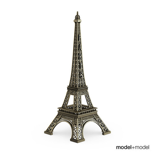 Mini Eiffel Tower3D model