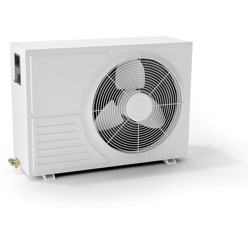 3d Fan Air Conditioner Cooler Cgtrader
