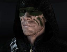 Arrow 3D Model realtime