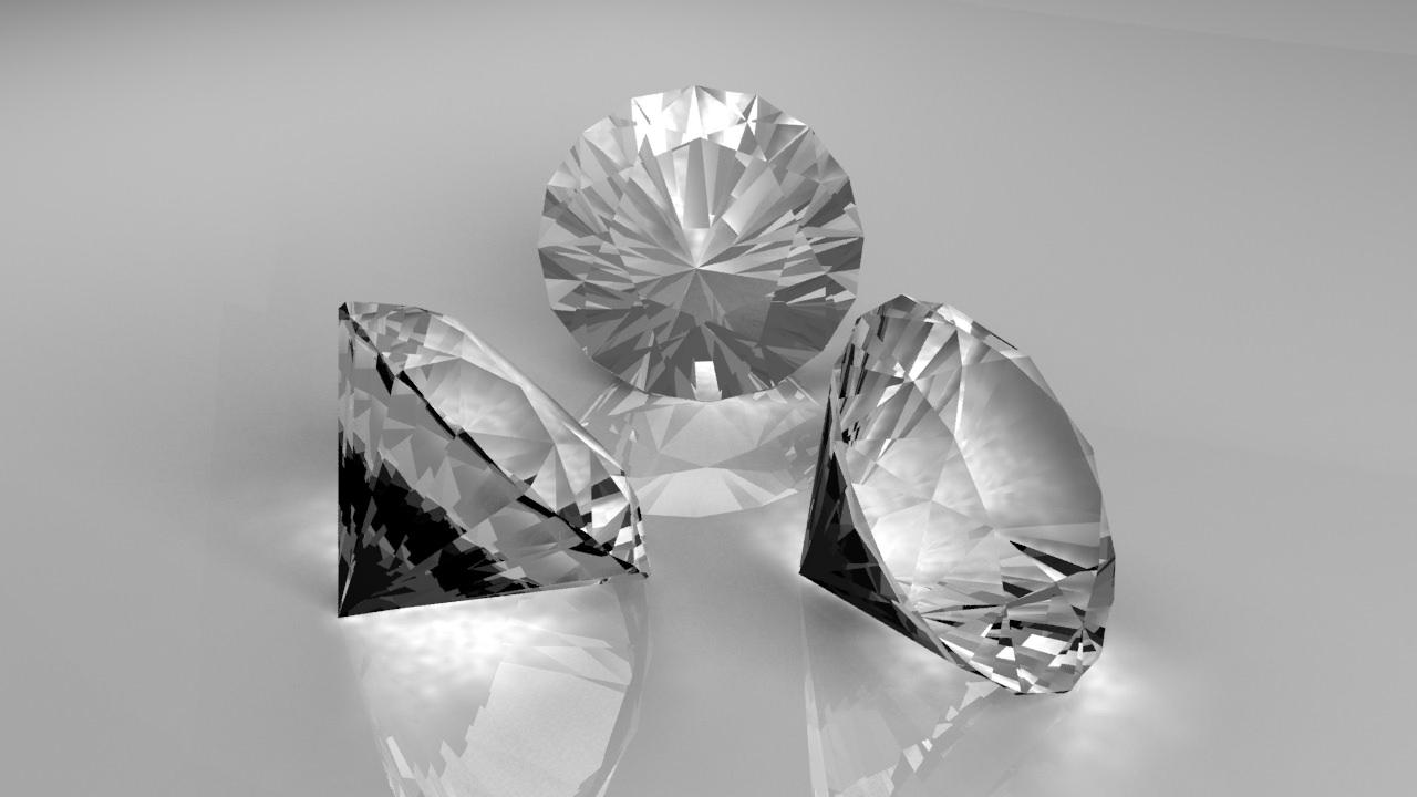 Brilliant Clear Diamond