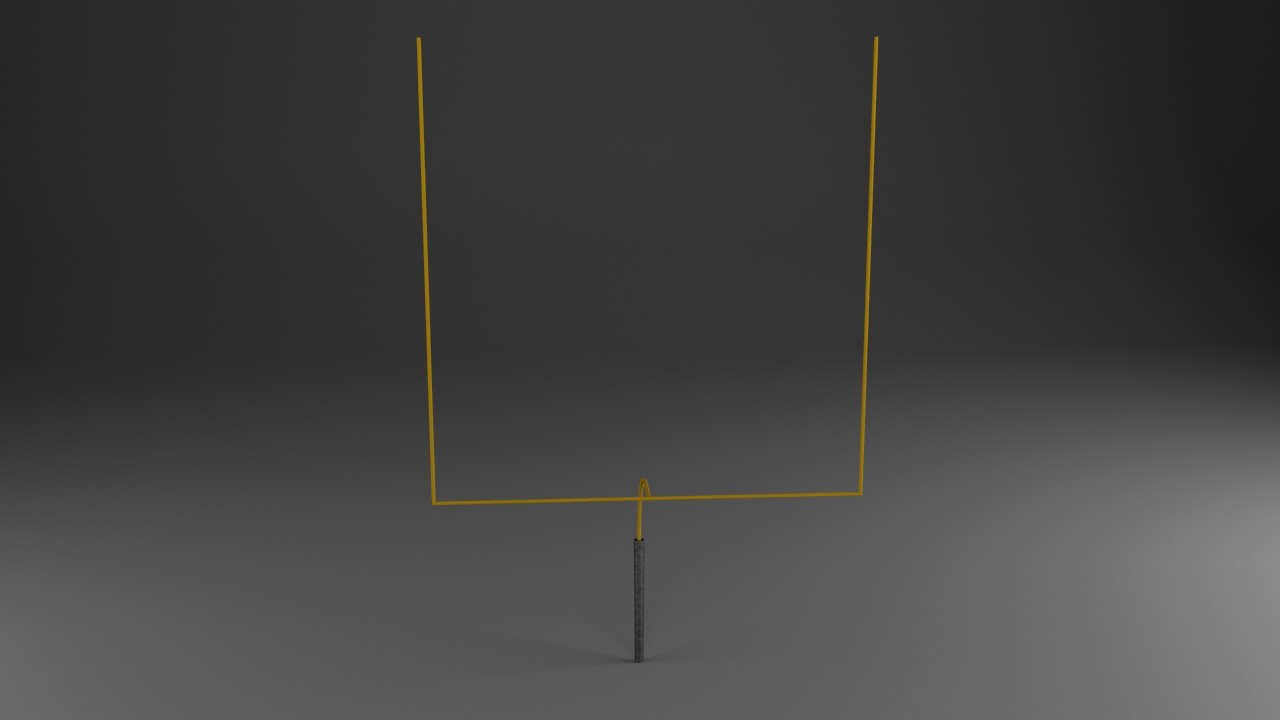 football field goal post all the best football in 2017