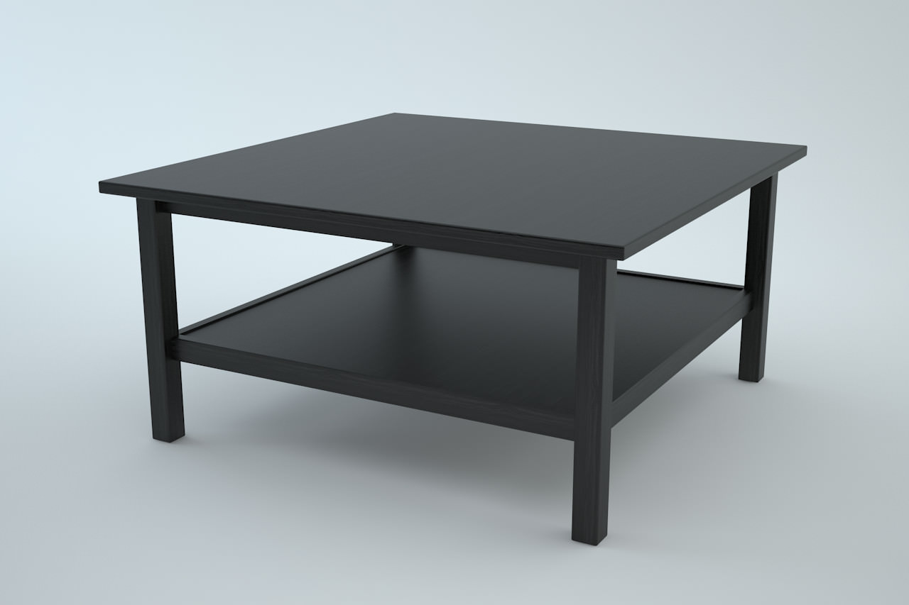 ikea hemnes coffee table 3 in1 3d models. Black Bedroom Furniture Sets. Home Design Ideas