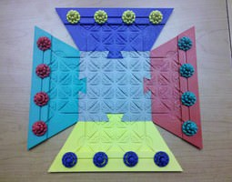 Grid_troke_game_and_board_3d_model_obj_e9b0fc41-e251-449f-9d53-b4df2a6e1628