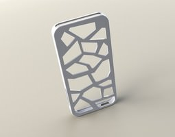 3D printable model iPhone 5 case Designer