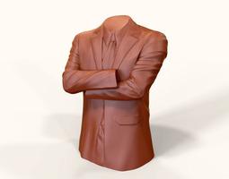 Suit - Clothing 3D print