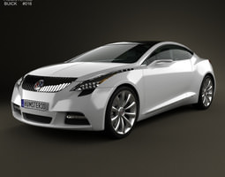 Buick Riviera 3D