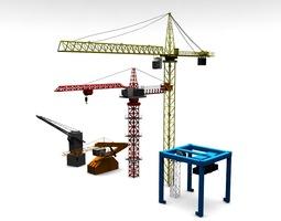3D Cranes