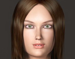 3d model katy 3D Model