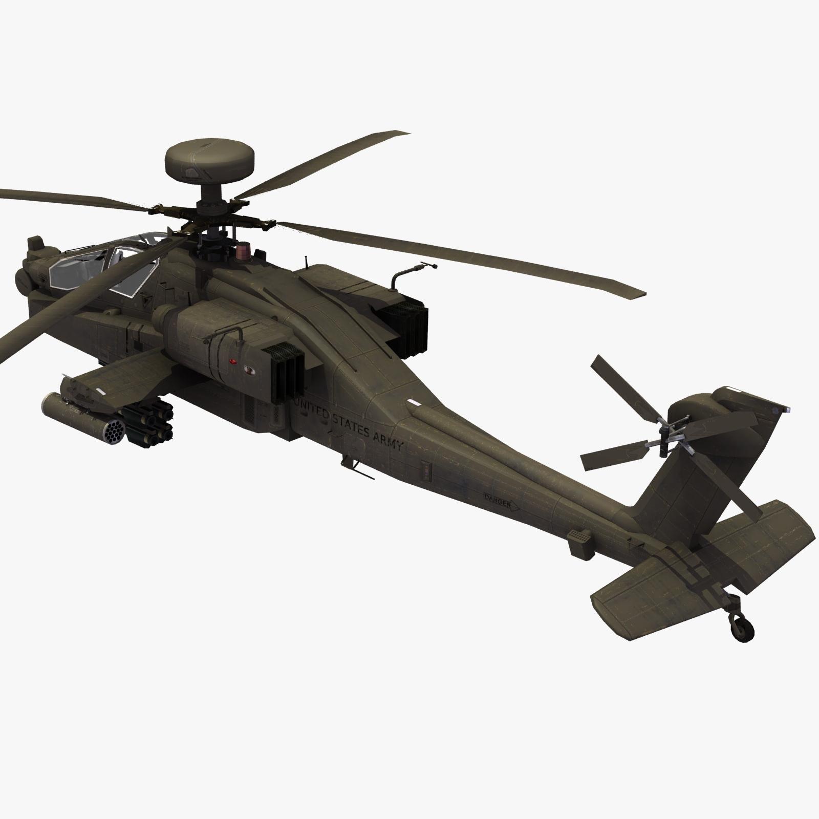 ah1w cobra attack helicopter 3D Models - CGTrader.com