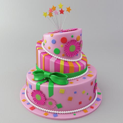3d торты фото