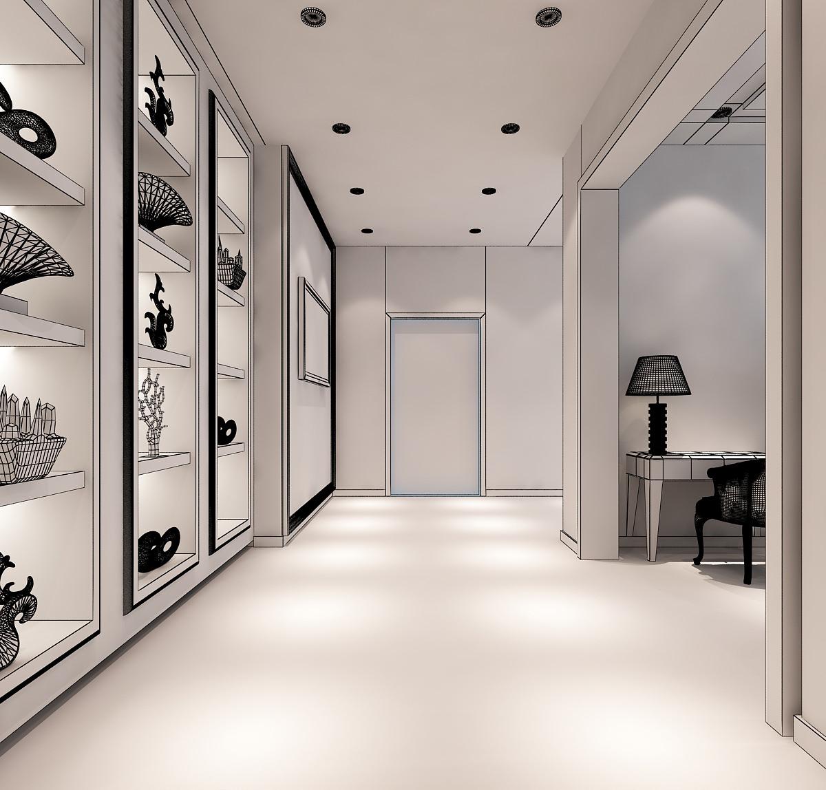 Showroom Interior Designshowroom Interior Design: 3D Models Clothing Showroom Interior 3D Model MAX