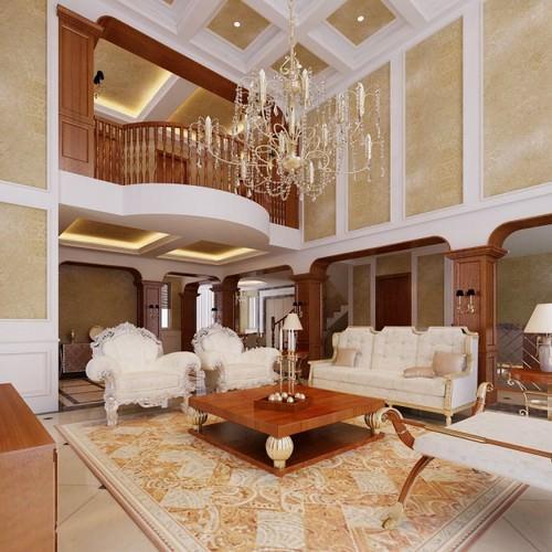 Model Luxury Home Interiors