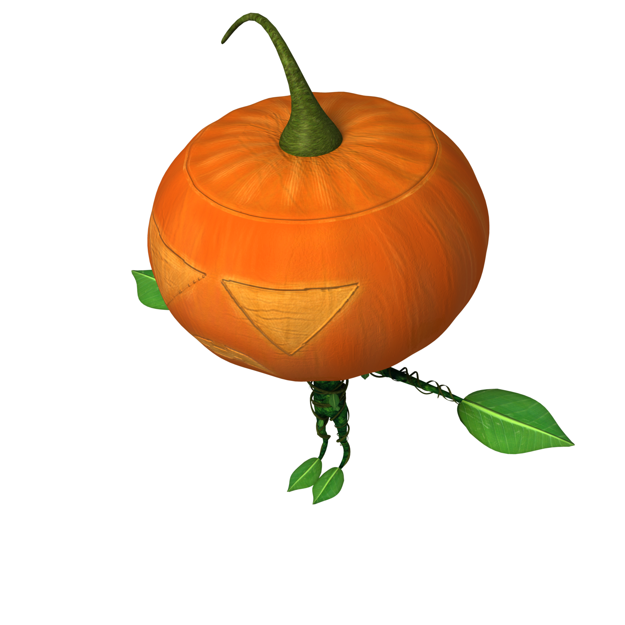 insects in kitchen cabinets pumpkin 3 3d models cgtrader 4698