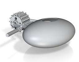K5 Programmable Auto-Kalimba 3D printable model