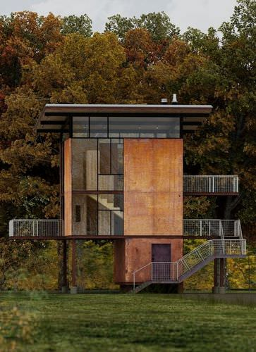 Photorealistic House Collection3D model