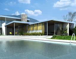3D Photorealistic House Collection